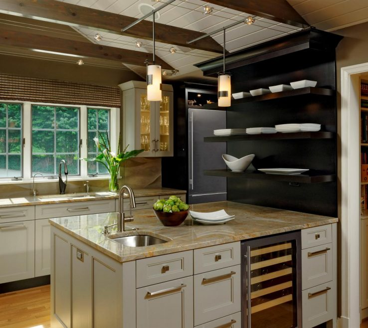 Charming Kitchen Peninsula With Seating Of Home Design Photos Photos