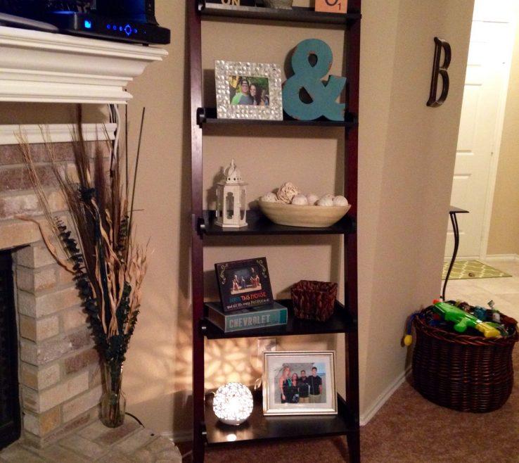 Cheap Diy Shelves Of Ladder Shelf Decor Home Decor More