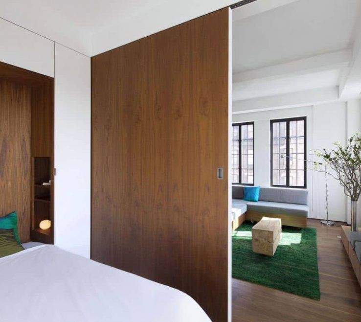 Cool Dividers For Living Room Of And Bedroom With Sliding Divider Sliding