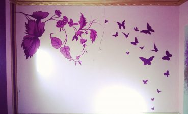 Cool Stencils For Painting Letters On Walls Of Decorations Wall Design Ideas Stencil