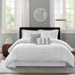 Dark Grey Bedding Sets Of Black White Queen Quilt Set Cheap White
