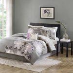 Dark Grey Bedding Sets Of Conceptreview Madison Park Serena Cal King Size