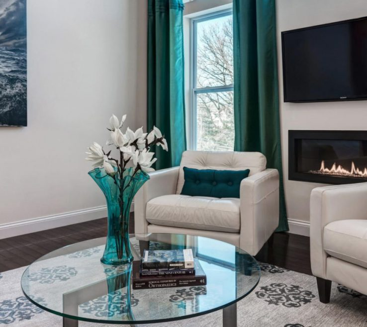 Decorating With Turquoise Accents Of Living Roomgrey And Teal Living Room