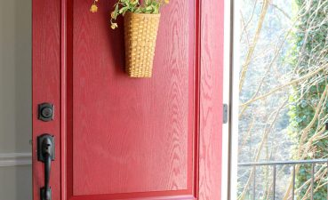 Elegant Wood Door Colors Of The Exact Shade Of Your Heart