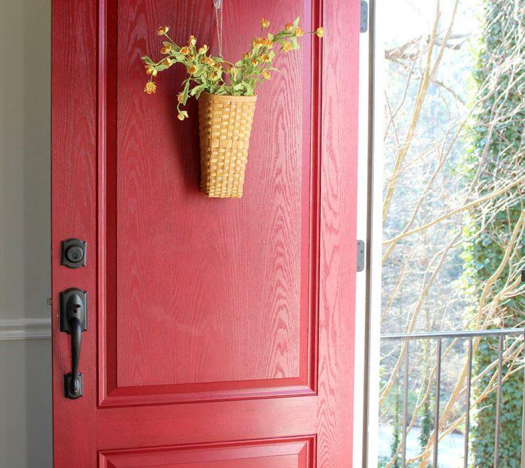 Elegant Wood Door Colors Of The Exact Shade Of Your Heart