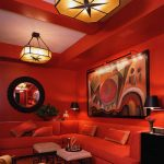 Enchanting Brown And Orange Decor Of Examples Of What Color Goes With Orange Examples Of What