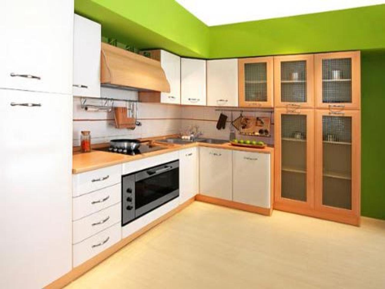 Lime Green Kitchen Walls Acnn Decor