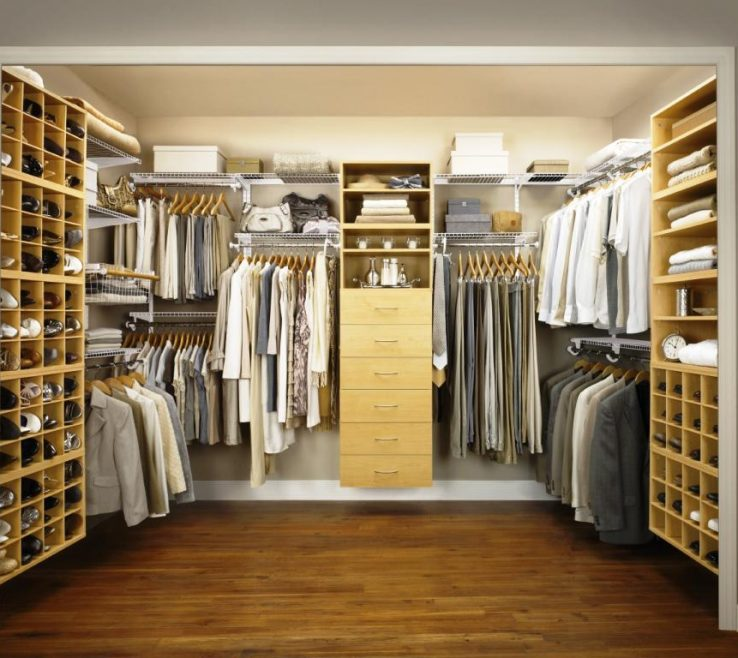 Enchanting Small Walk In Closet Ideas Of Pictures Design