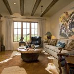 Endearing Designer Wall Accents Of Southwestern Interior Design