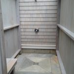 Endearing Outdoor Shower Floor Ideas Of Remarkable Outside