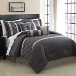 Enthralling Dark Grey Bedding Sets Of Full Size Of Twin Duvet Gray Queen