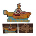 Enthralling Funky Grandfather Clock Of Beatles Yellow Submarine Wall Pds Conceptcouk Kitchen