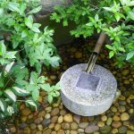 Enthralling Japanese Water Fountains Of Smooth Riv Gems Might Be Put Securely