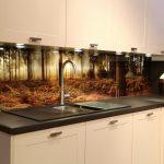 Enthralling Printed Glass Backsplash Of Kitchen Splashbacks Ideas Splashback Dma Homes