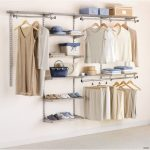 Enthralling Small Closet Organization Systems Of Rubbermaid System