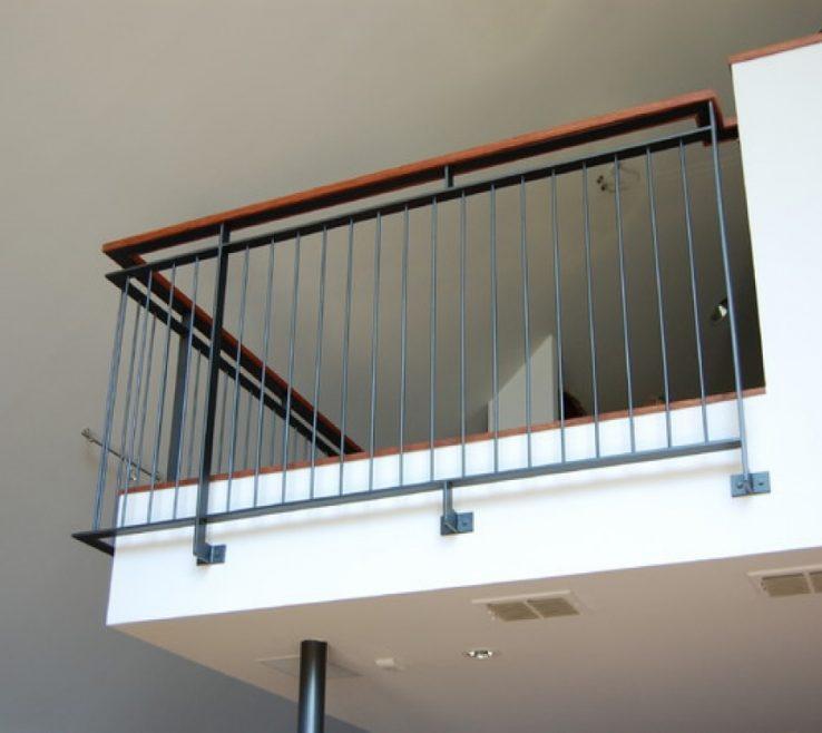 Entrancing Balcony Grill Design Of Modern Photos