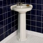 Entrancing Corner Pedestal Sinks For Small Bathrooms Of Gaston Sink With Centers Bathroom