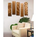 Entrancing Designer Wall Accents Of Conceptreview Statements Copper Metal Art