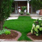Entrancing Fountain For Front Yard Of Landscaping Ideas Water