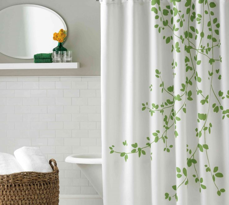 Entrancing High End Shower Of Yellow And Brown Curtain Modest Design Dandelion