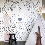 Entrancing Kids Room Wallpaper Ideas Of Total Size Cm Width
