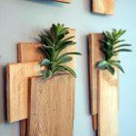 Entrancing Walls Decoration Ideas Of Succulent Planters