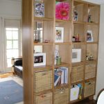 Exquisite Dividers For Rooms Ideas Of Custom Tall Wooden Bookcase Design Room Divider