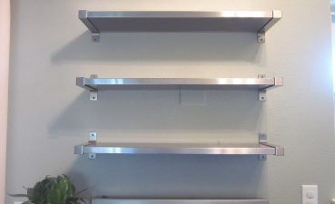 Exquisite Wall Mounted Kitchen Shelf Of Full Size Of Shelves For Dishes Dinner