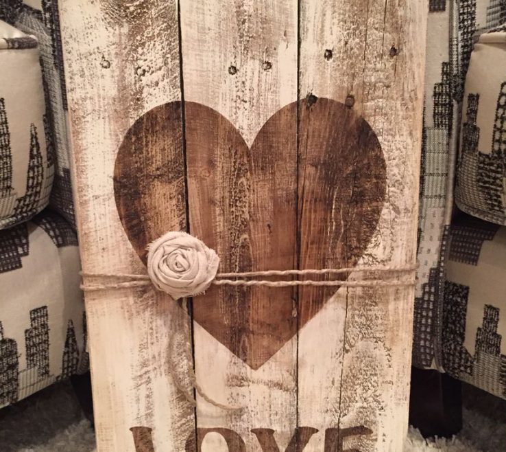 Exquisite Wooden Craft Decorations Of Pallet More