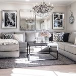 Eye Catching Modern Decorating Living Room Of Glam Ideas Home Inspiration