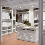 Fascinating Master Bedroom Closet Designs Of Modern Organization With Coffered Ceiling And Tiled