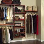 Fascinating Small Closet Organization Systems Of Popular Organizing Design