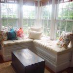 Impressing Bench Seats For Living Room Of Nantuckettraditionallivingroombuiltinwindowseat