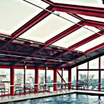 Indoor Outdoor Pool Enclosure Of E