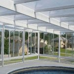 Indoor Outdoor Pool Enclosure Of Excited About The Prospect Of Swimming
