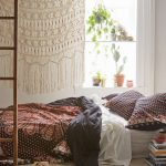 Ing Bed On The Floor Ideas Of Bohemian Bedroom