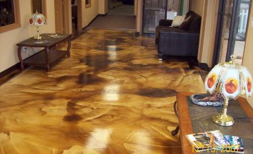 Ing Concrete Flooring In Homes