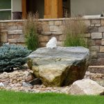 Ing Fountain For Front Yard Of Dissuperbearing Landscape Connection Denver