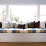 Inspiring Bench Seats For Living Room Of Amazing Window Seat With Storage