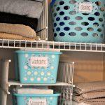 Inspiring Closets Organization Ideas Of Linen Closet