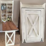 Inspiring Diy Small Kitchen Table Of Kitchendrop Down Murphy Bar Projects Designgers