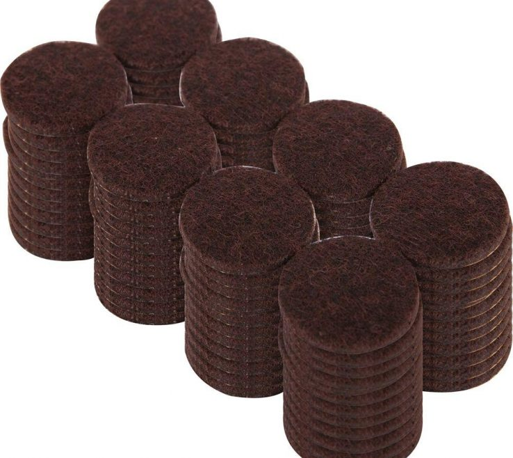 Interior Design For Browns Home Furniture Of Heavy Duty Brown Self Adhesive Felt Pads