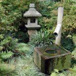 Japanese Water Fountains Of Tsukubai Fountains Garden Design Ideas