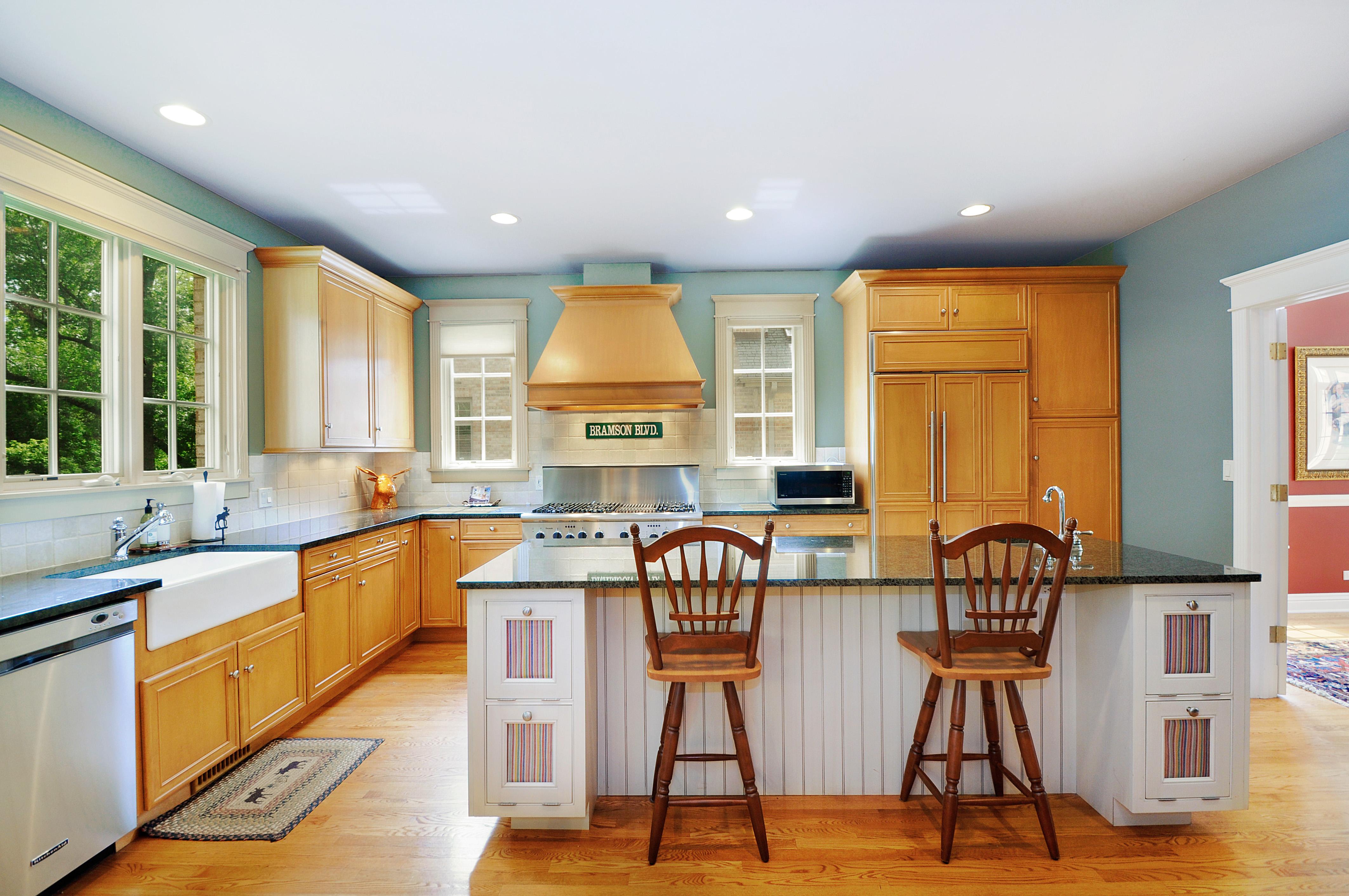 Kitchen Peninsula With Seating Acnn Decor