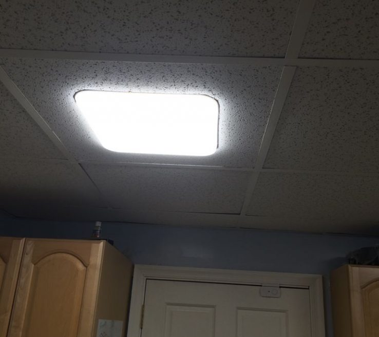 Led Light For Ceiling Of Picture Of Moveable Drop Panels