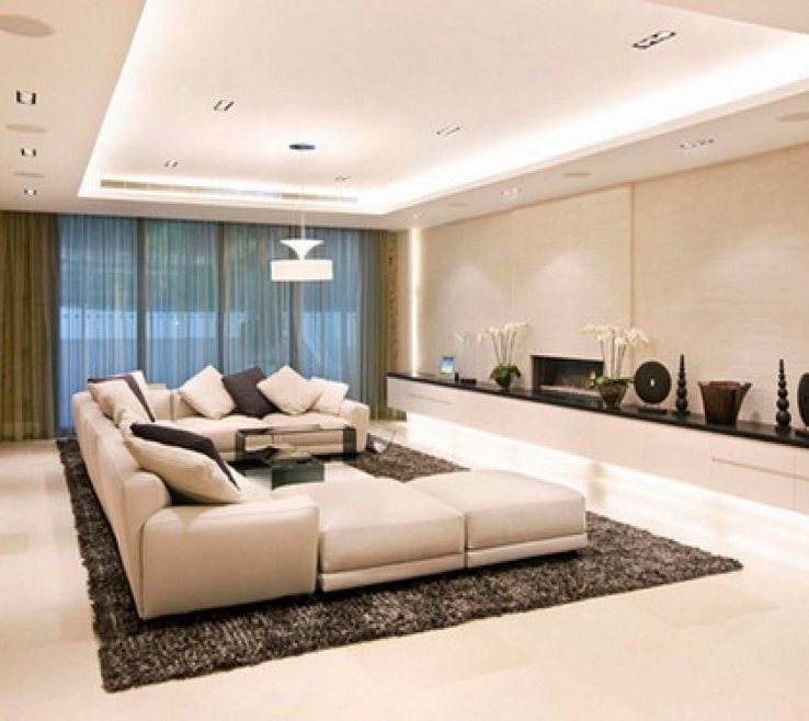 Led Room Lighting Ideas Of Living Low Ceiling New Living Gallery