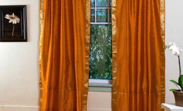 Likeable Curtains For Orange Walls Of Medium Size Of Modern Kitchendecorating