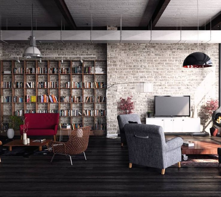 Loft Style Decorating Ideas Of Howtocreateamoderninteriorinloft Style Howtocreateamoderninteriorinloft