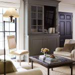 Lovely Hide Tv On Wall Of Interior Designer Virginia Cheeks Custom Television