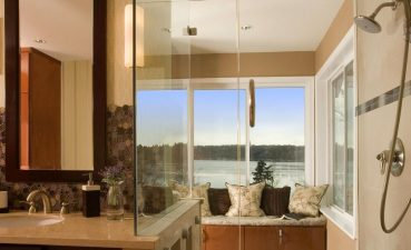 Lovely Showers Of Bathroom Ideas Andamp Design With Vanities